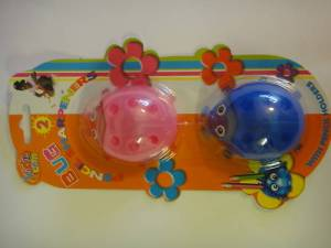 Bug pencil sharpeners, stocking filler from ebay store azanya00 bidding from £1.79 as of NOW