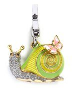 Sorry I can't remember where I found this beautiful jewellery snail piece!